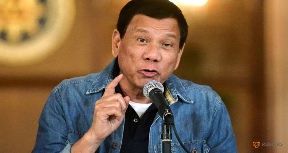 Philippines' Duterte calls for mass withdrawal from ICC https://t.co/vu0HFEPmJ4