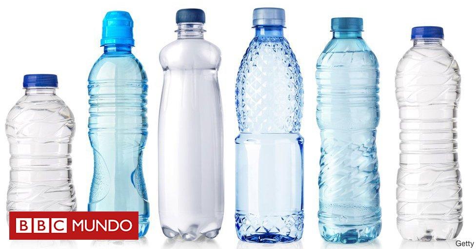 El 'preocupante' hallazgo de partículas de plástico en botellas de agua de 11 marcas diferentes https://t.co/GV8XojtDsS