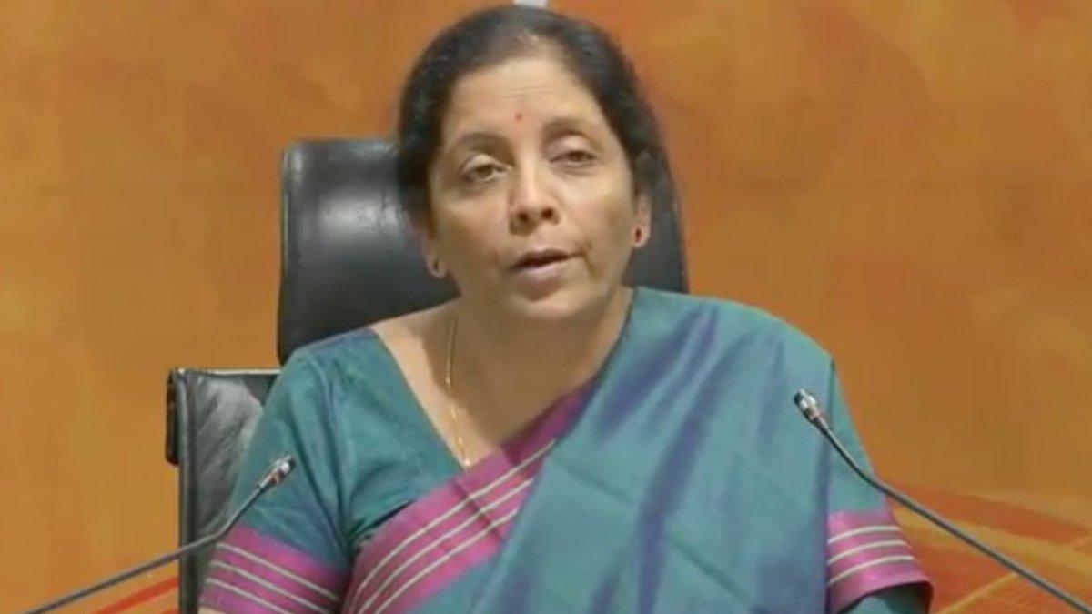'Rhetoric of a loser': BJP's Nirmala Sitharaman blasts @OfficeOfRG's  #CongressPlenarySessionremarks   https://t.co/UXowCOkzuN