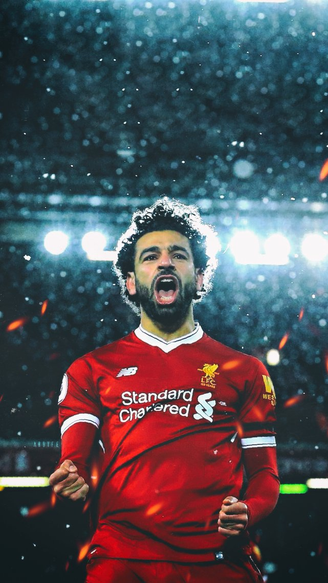 Andy On Twitter Mohamed Salah Wallpaper This Guy Is A