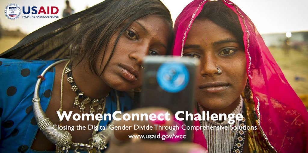 High internet costs, lack of digital literacy & prohibitive social norms exclude many women from the opportunities and services that digital tools provide. Join the  Cha#WomenConnectllenge to close the :  #digitalgenderdividehttps://t.co/hfe4awbwUA#USAIDTransforms