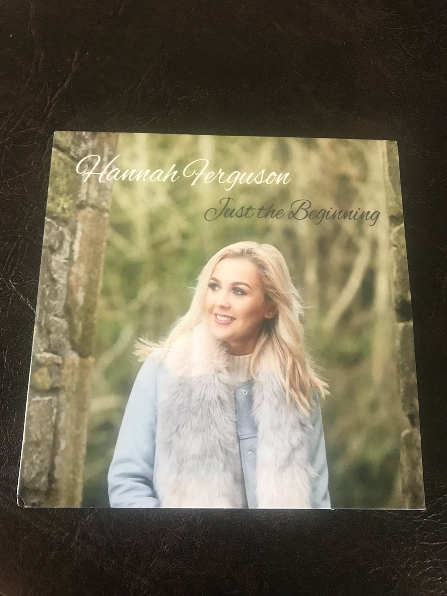 This EP is so beautiful Hannah! Thank you for sharing your wonderful talent. Best of luck with it all @_HannahFerguson xx