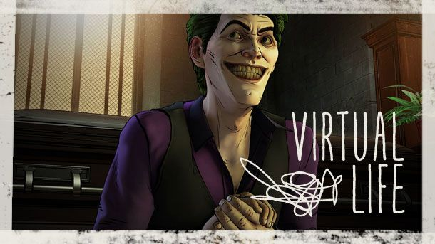 Here's why @telltalegames version of the clown prince of crime is so fascinating, according to @HurdyIV. https://t.co/V0dBuxDGas