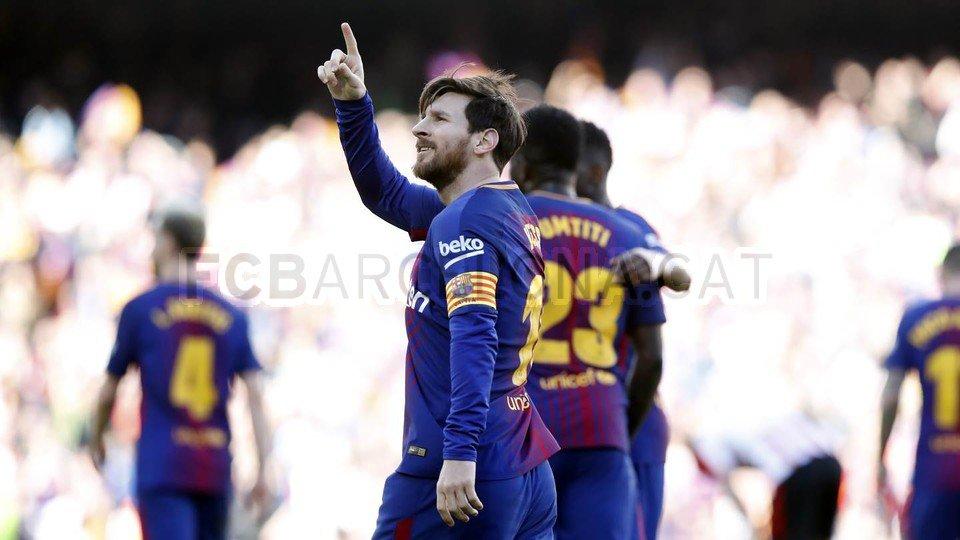 [SELECCIONADOS] Un gol para #Messi en la...