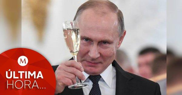 #ÚLTIMAHORA | Vladimir Putin es reelecto con 73.9% de votos https://t.co/Pr05dqQ2Rn