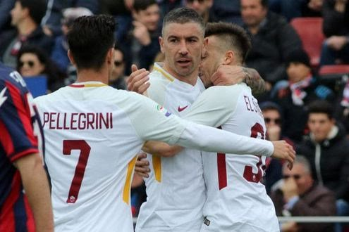 Video: Crotone vs AS Roma