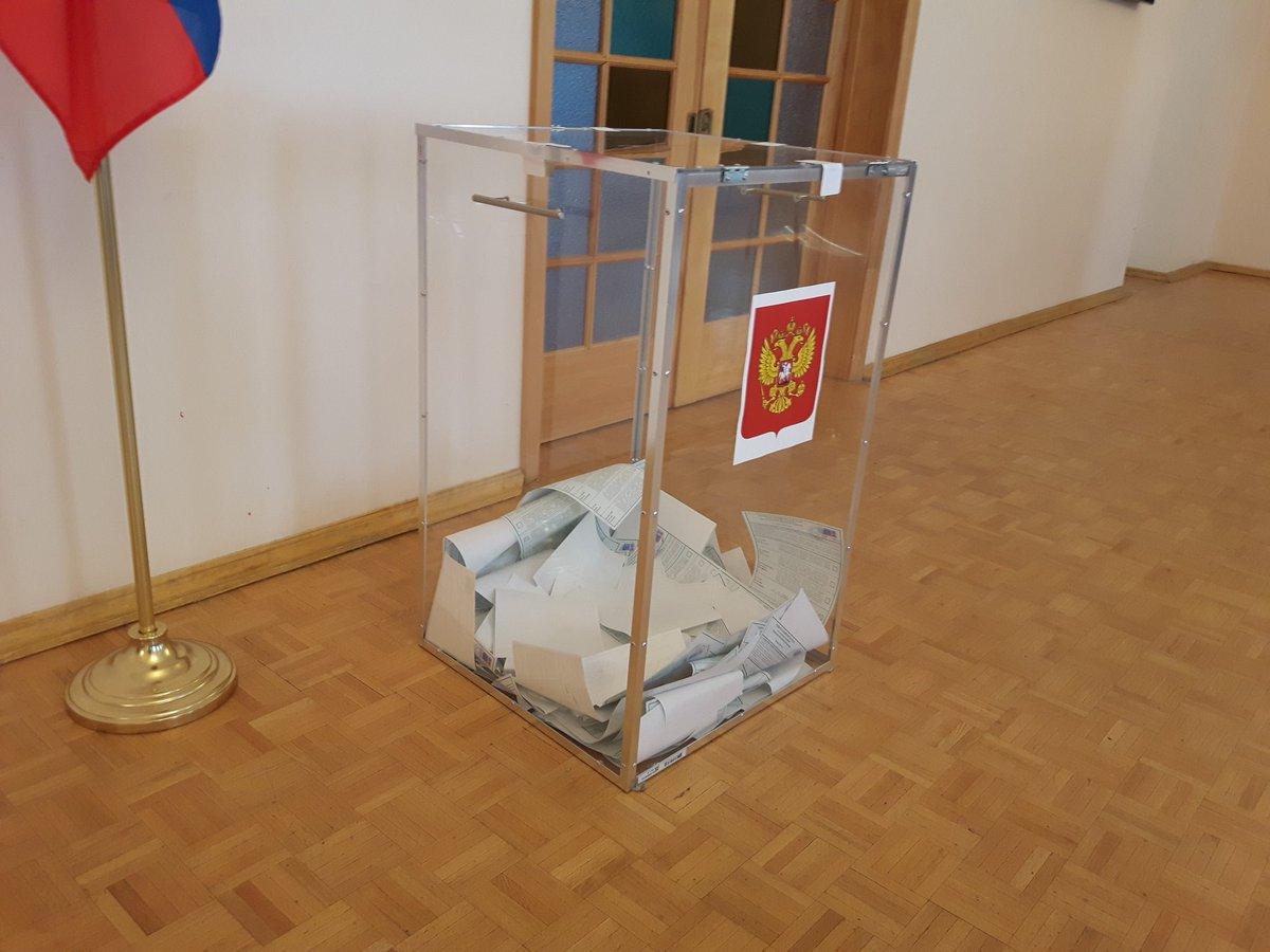 Граждане России, проживающие в Канаде, приняли активное участие в выборах российского президента