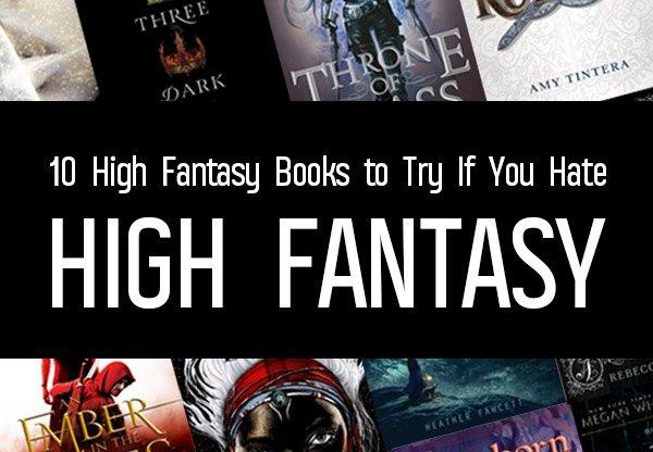 To anyone who isn't into fantasy, we say...