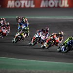 #QatarGP #MotoGP Race. Uno splendido @Petrux9 (5°) lotta per il podio fino alla fine. Solida Top 10 per @jackmilleraus  https://t.co/AYWk6v0qga
