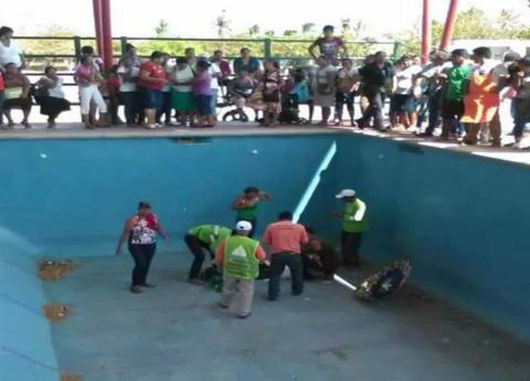 Muere anciana en evento de Sedesol en Ch...