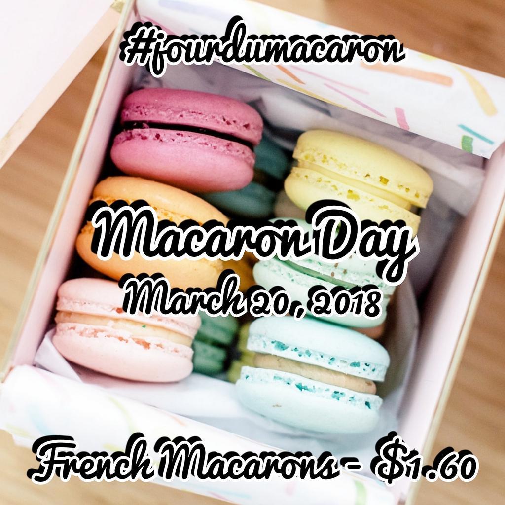 macaronday2018 hashtag on Twitter