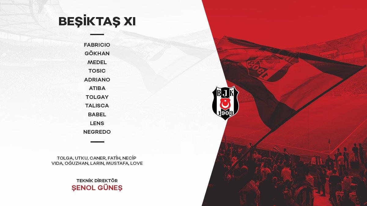Beşiktaşımızın Spor Toto Süper Lig M. Ba...
