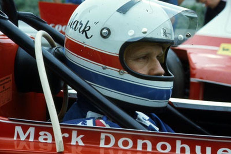 We remember #MarkDonohue nicknamed 'Capt...
