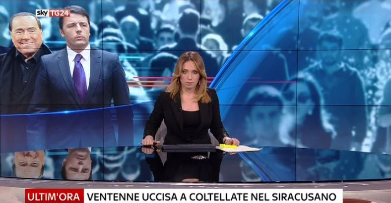 #UltimOra #Siracusa, ventenne uccisa a coltellate #Canale50 https://t.co/0kxapzvQk0