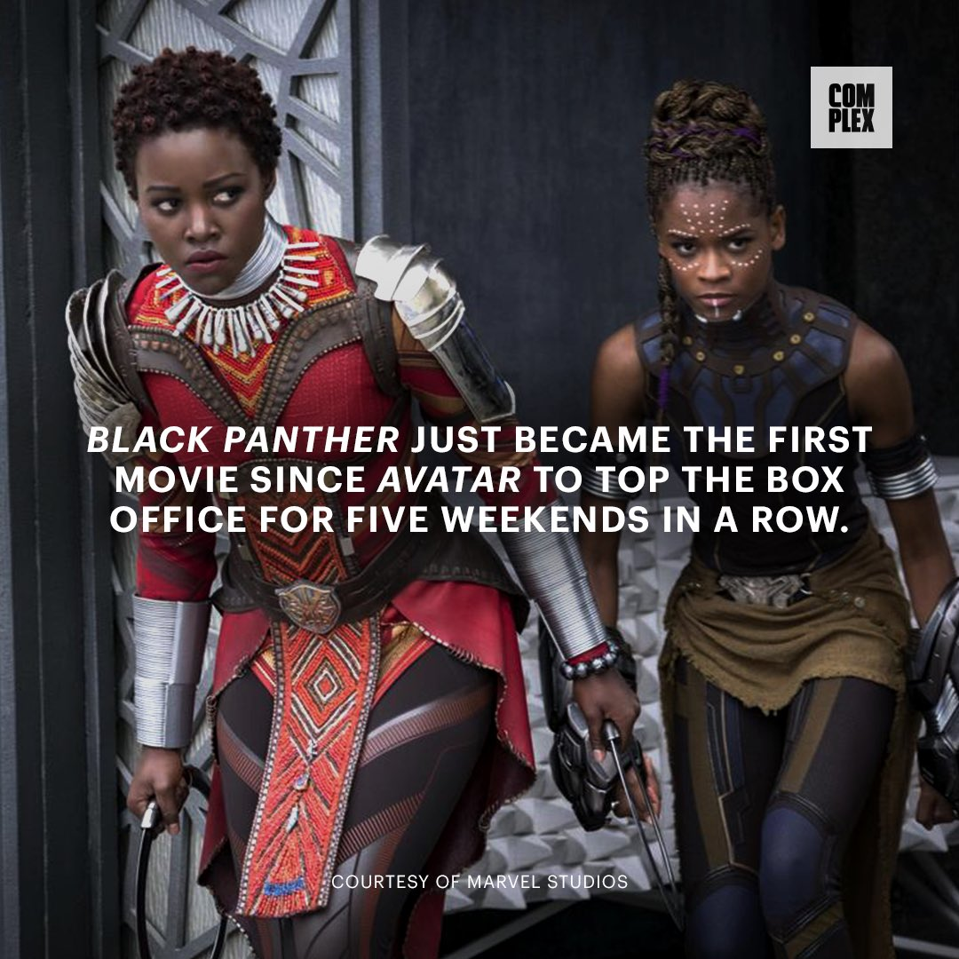 Long live Black Panther.
