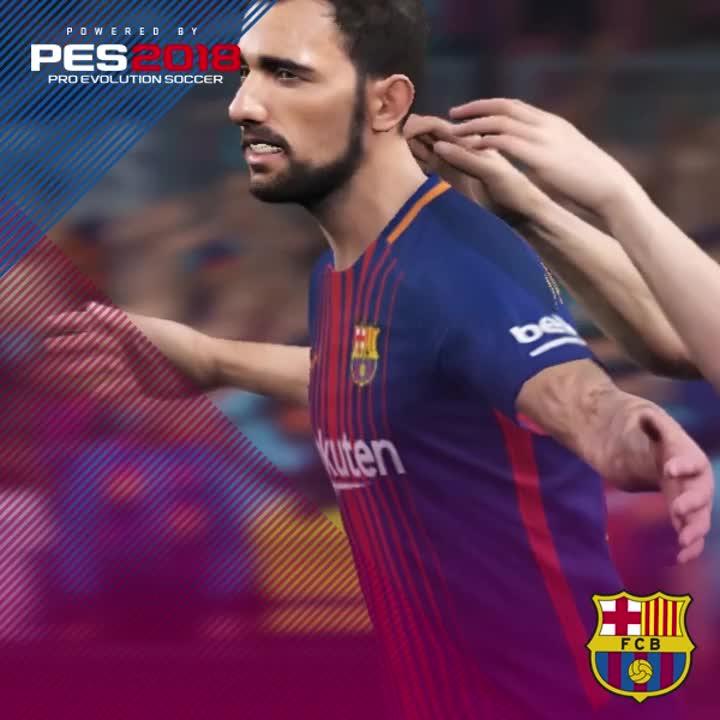 ⚽GOOOOOOOOOL do Barça. GOOOOOOOOOL de Al...