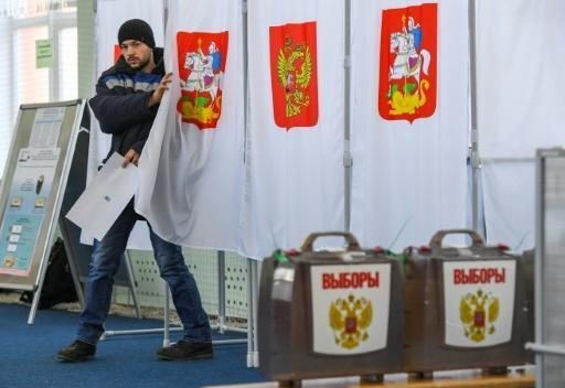 Russie: Poutine en route pour un 4e mandat, l'opposition dénonce des fraudes https://t.co/NG9ngxUb7S