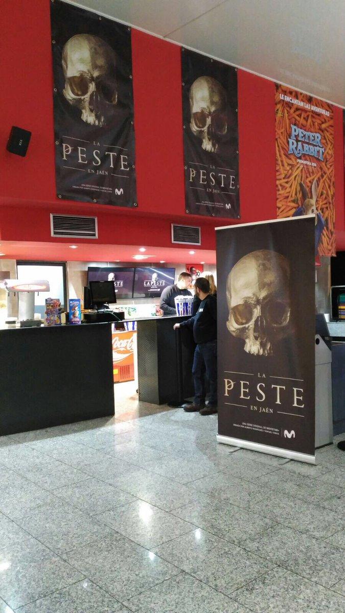#LaPeste ha llegado a Jaén... 🐀🐀🐀🐀 Plana...