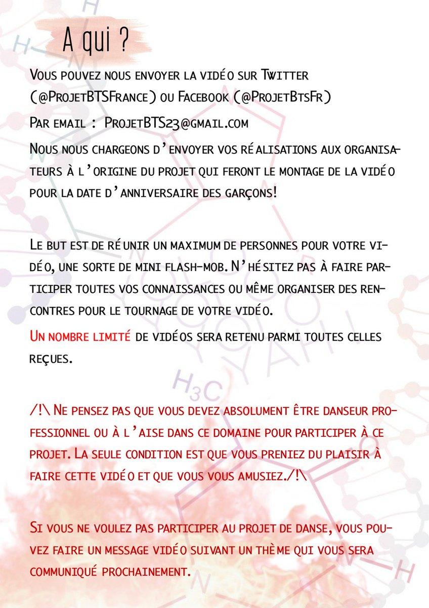 Bts France On Twitter Projet 5eme Anniversaire Partageons Notre