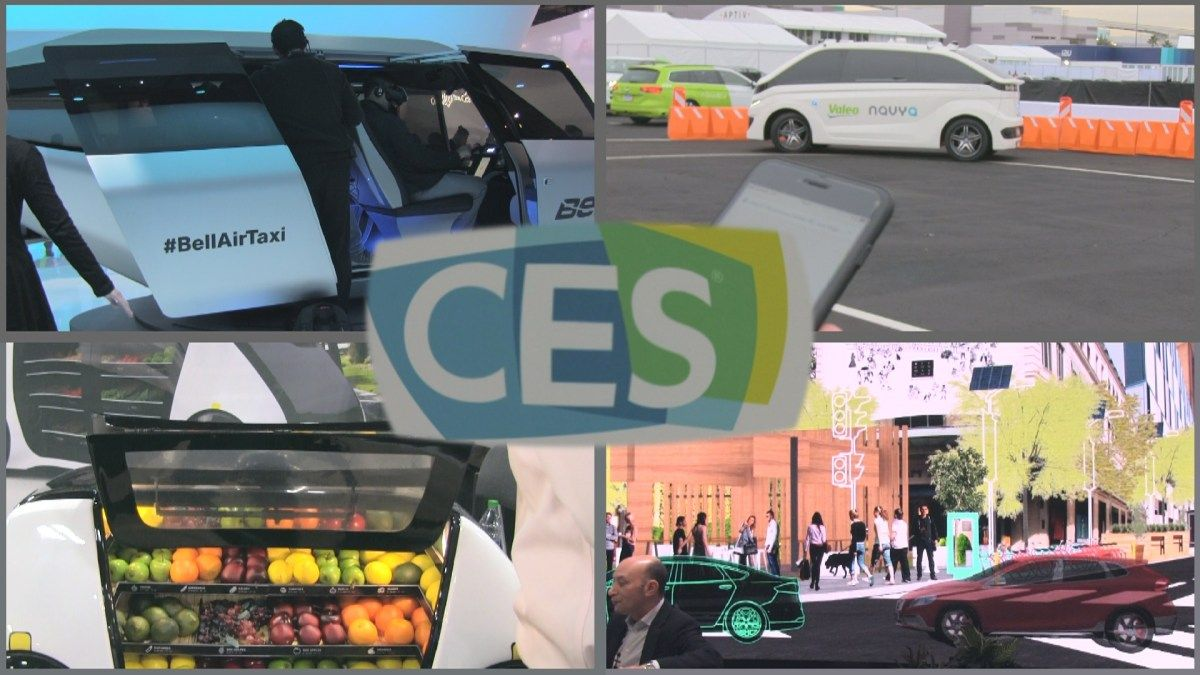 Electrifying Mobility in Communications, Transport & Smart Cities #CES2018 https://t.co/E27AkUCfSK