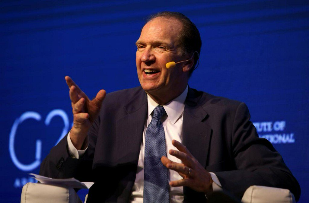 China a rising G20 concern, currencies stable: U.S. Treasury's Malpass https://t.co/NqecH6bYpA
