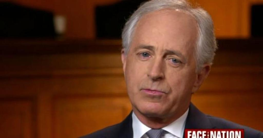 Sen. Bob Corker says he thinks Trump will pull out of Iran deal in May https://t.co/2mKc4kq0xq