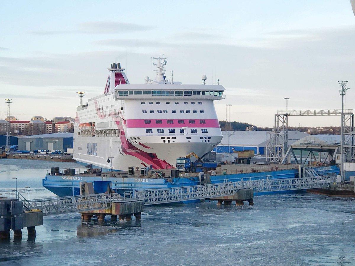 Tallink Silja Turku Tukholma