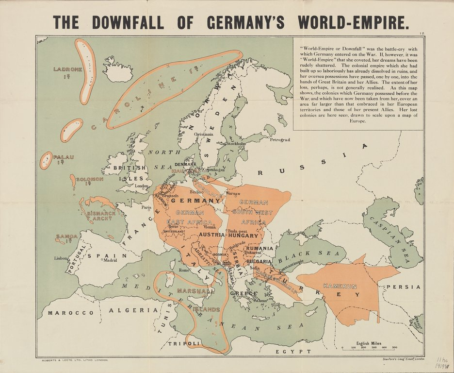 Map Of Germany Over The Years.Simon Kuestenmacher On Twitter People Have Been Drawing These Size