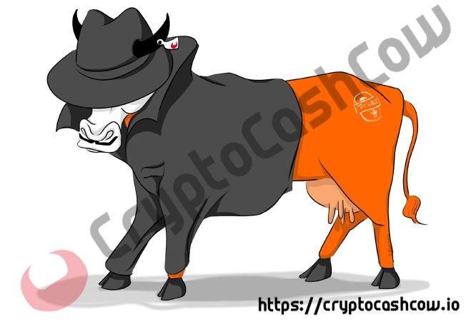 CryptoCashCow Muhnero Cow