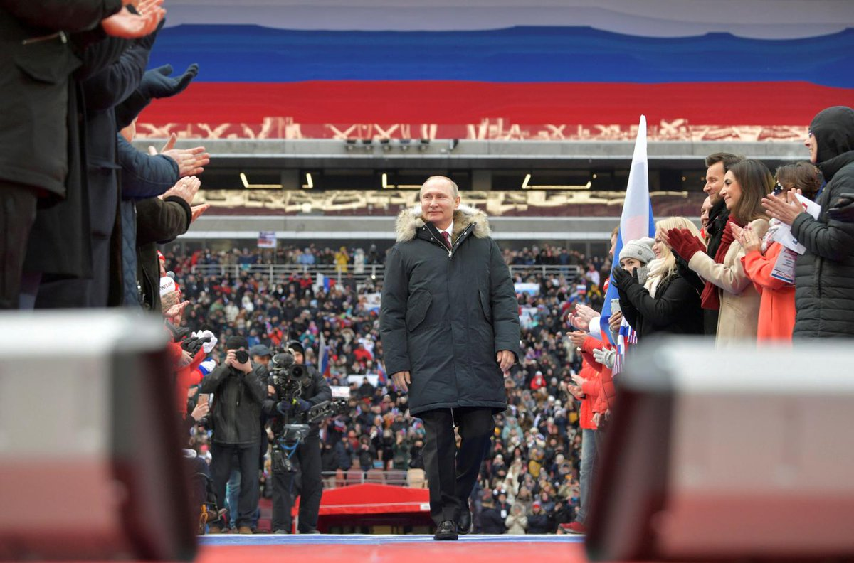 Russia goes to the polls: The candidates, the numbers, the chance of surprises.  https://t.co/GpF1igXYJl