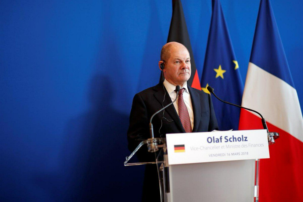 New German finance ministry pushes free trade at G20 meeting https://t.co/4U3lJ0AVaL