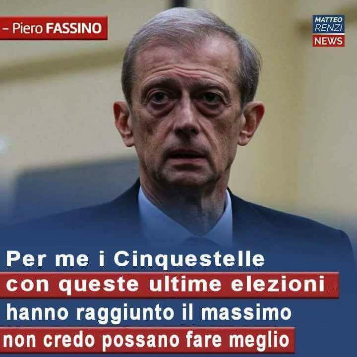 Dopo mesi di silenzio forzato #fassino è...