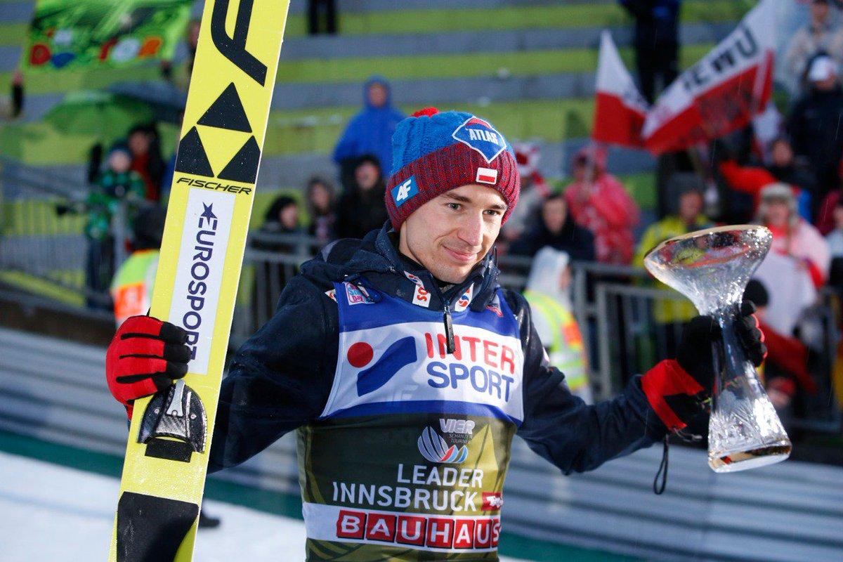 Congratulations Kamil #Stoch on winning...