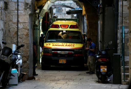 Un Palestinien poignarde un Israélien à Jérusalem avant d'être abattu (responsables) https://t.co/F6C43sEPxx