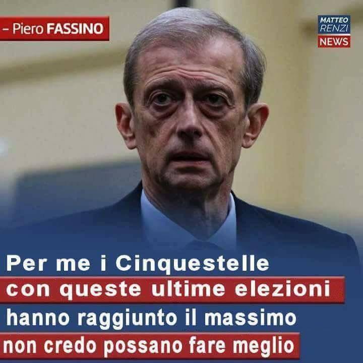 È arrivata la Quarta profezia di Fassino #senzadime #Fassino #M5SALGOVERNO #m5s  - Ukustom