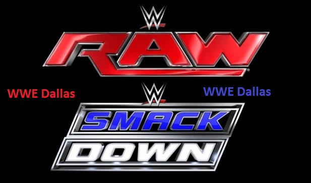 RT if your getting excited for #RAW and #SDLIVE in #WWEDallas. #RAWDallas #SdliveDallas
