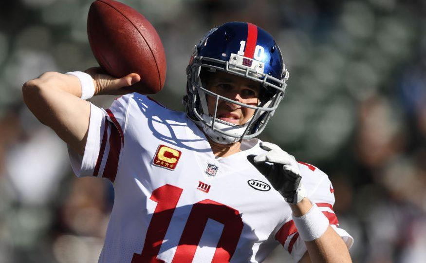 With starting spot resecured, Eli Mannin...