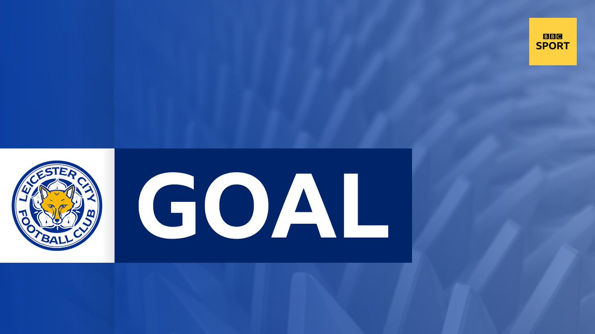 GOAL! Leicester 1-1 Chelsea  Block after block, a great save, but then Jamie Vardy tucks in a rebounding strike.  Live: https://t.co/zZuPEU4z8Z #LEICHE #FACup