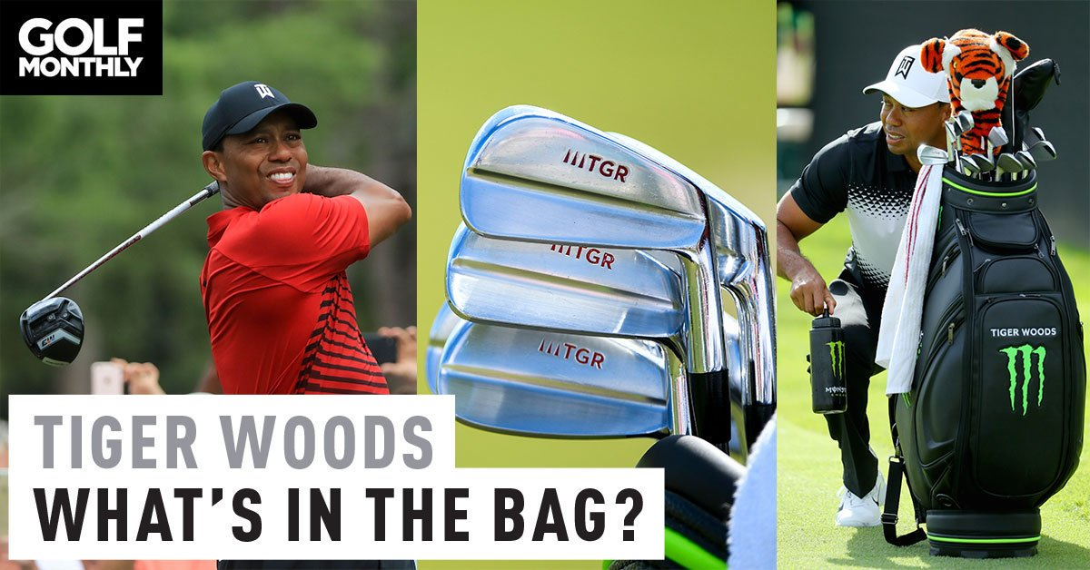 Tiger Woods What's in the bag? https://t.co/vHTlxrfgdb https://t.co/Yhd54O7zve