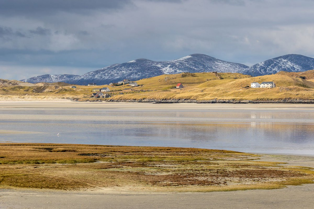 Happy memories of Luskentyre sands a few...