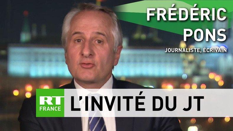 Affaire #Skripal : «Beaucoup ne comprennent pas cette mise sous tutelle de la #France par le monde anglo-saxon» (VIDEO)  ➡️ https://t.co/lJy1Lx3inZ
