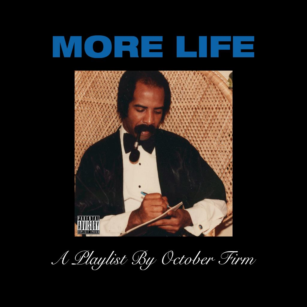 March 18, 2017 🌺🦉 @drake #MoreLife