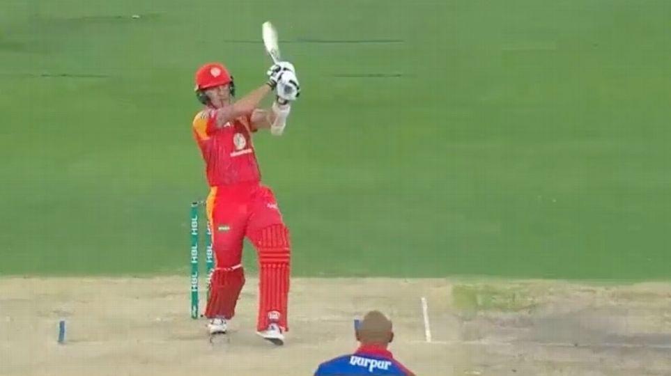 Luke Ronchi blitz fires Islamabad United...