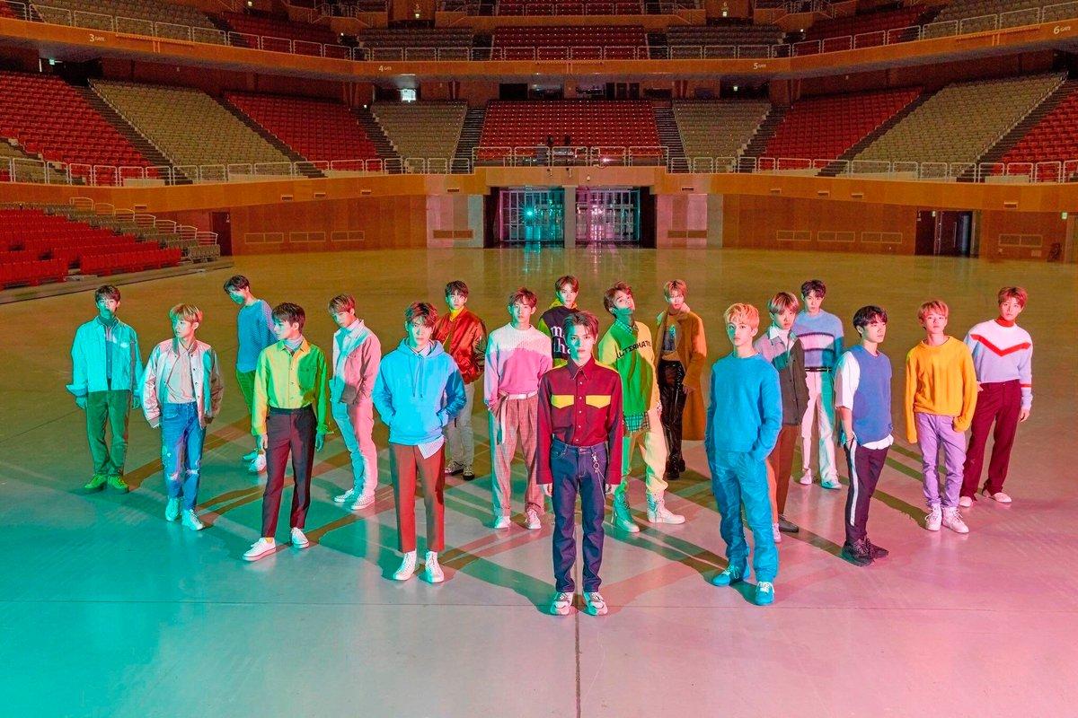 K-pop: NCT está cheio de hits para dominar o começo do ano https://t.co/w7EWoxH4DE
