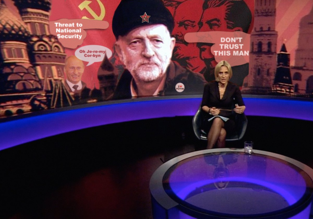 Newsnight deny their new backdrop is pho...