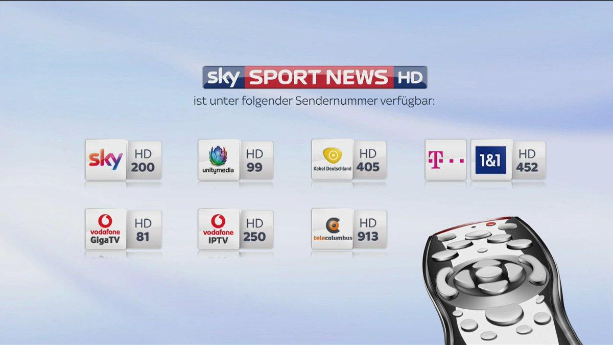 Sky Sport News HD im Free-TV! https://t....