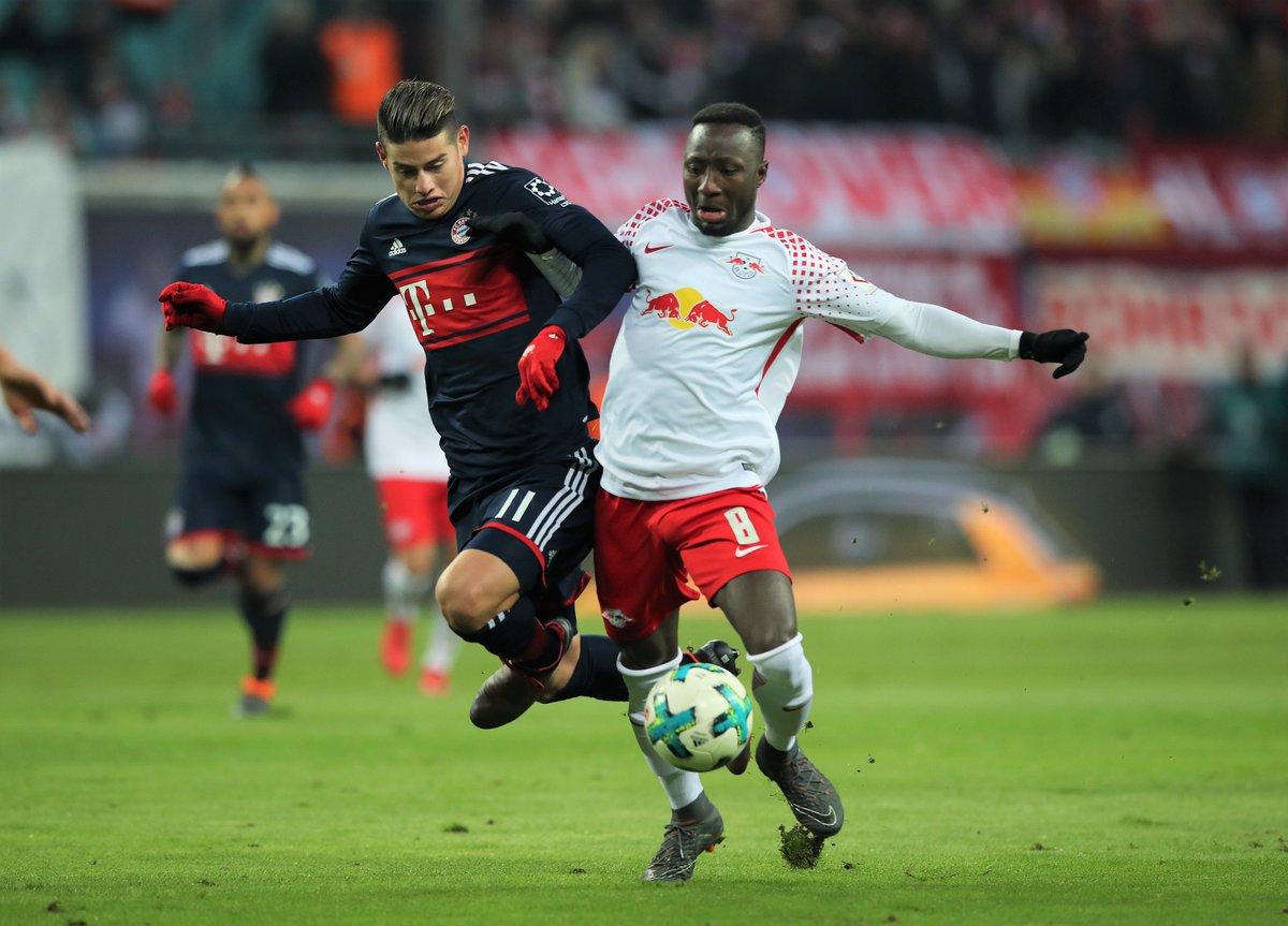 Off-colour Bayern beaten in Leipzig.   #...