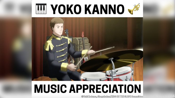 Happy Birthday Yoko Kanno Let\s celebrate one of anime\s most prolific composers
