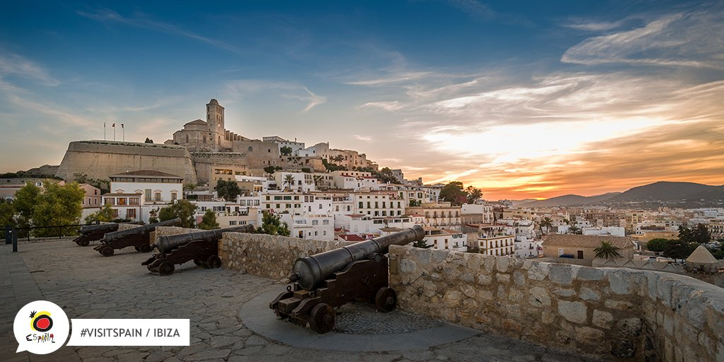 Ibiza: The perfect place to end our Sund...