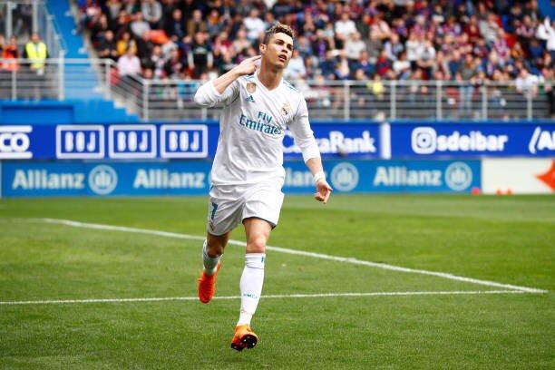 هدف ريال مدريد الأول في مرمى جيرونا